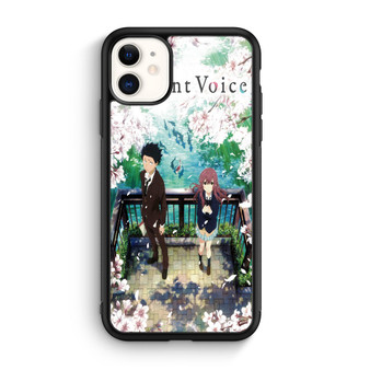 A Silent Voice iPhone 11/11 Pro/11 Pro Max Case