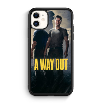 A Way Out Games iPhone 11/11 Pro/11 Pro Max Case