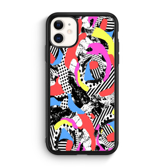 Abstract Paintings iPhone 11/11 Pro/11 Pro Max Case