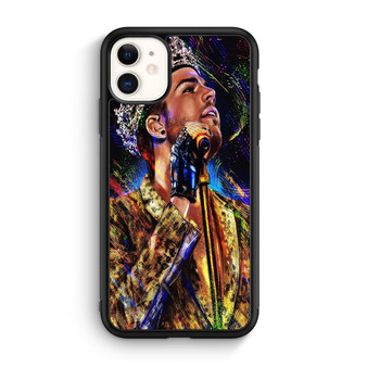 Adam Lambert King iPhone 11/11 Pro/11 Pro Max Case