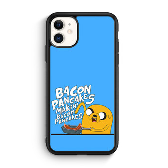 Adventure Jake Time Bacon Pancakes iPhone 11/11 Pro/11 Pro Max Case