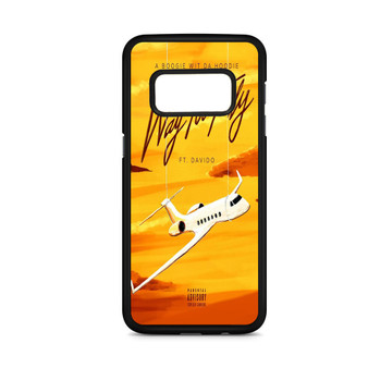 A Boogie Wit Da Hoodie Feat Davido Way Too Fly Samsung Galaxy S8/S8 Plus Case