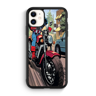 Captain America Motorcycle iPhone 11/11 Pro/11 Pro Max Case