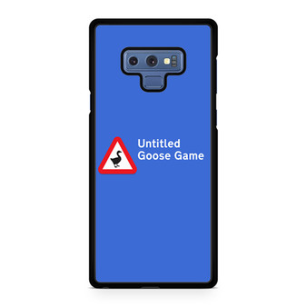 Untitled Goose Game Logo Samsung Galaxy Note 9 Case