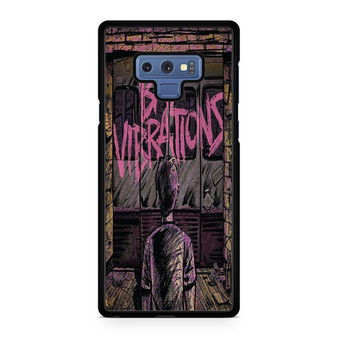A Day To Remember Bad Vibrations Samsung Galaxy Note 9 Case