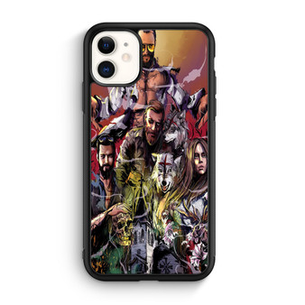 Far Cry 5 Art iPhone 11/11 Pro/11 Pro Max Case