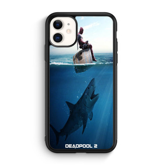Deadpool 2 Jaws Poster iPhone 11/11 Pro/11 Pro Max Case