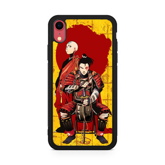 Aang And Zuko Avatar The Last Airbender iPhone XR Case