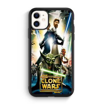 Star Wars The Clone Wars Poster iPhone 11/11 Pro/11 Pro Max Case
