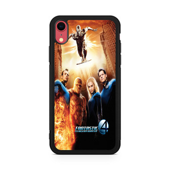 Fantastic Four Rise Of The Silver Surfer iPhone XR Case