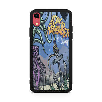 A Day To Remember All I Want iPhone XR Case
