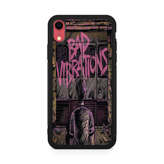 A Day To Remember Bad Vibrations iPhone XR Case