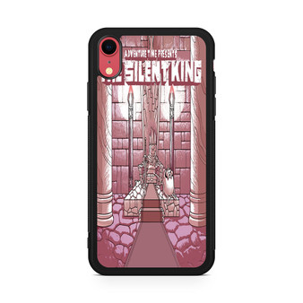 The Silent King Adventure Time iPhone XR Case