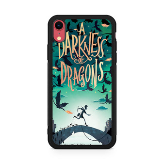 A Darkness Of Dragons iPhone XR Case