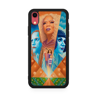 A Wrinkle In Time Fanart iPhone XR Case