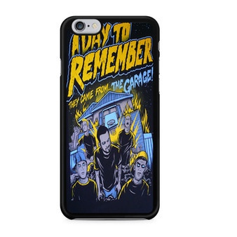 A Day To Remember They Came From The Garage iPhone 6/6 Plus Case