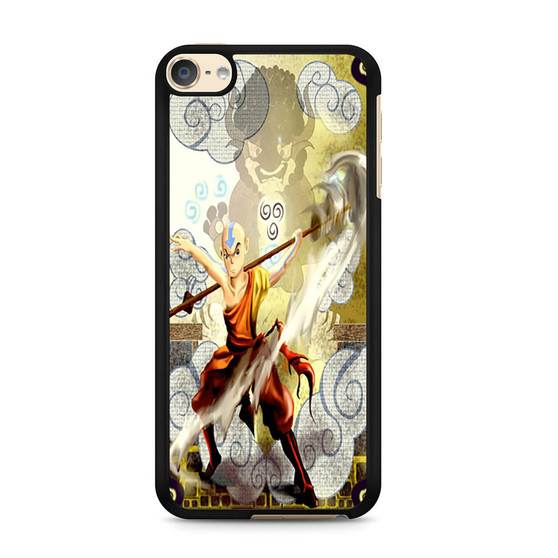 Aang From Avatar The Legend Of Aang iPod Touch 6 Case