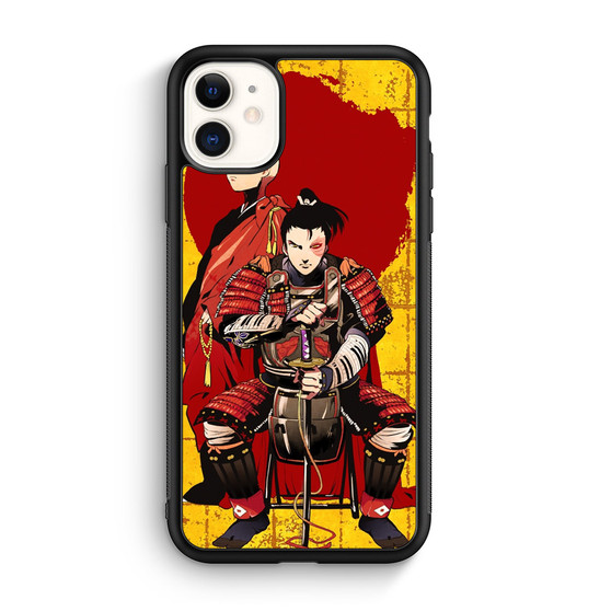 Aang And Zuko Avatar The Last Airbender iPhone 11/11 Pro/11 Pro Max Case