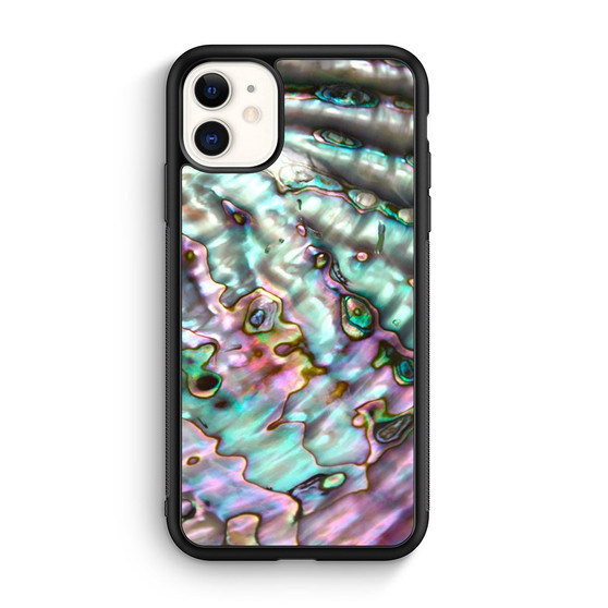 Abalone Shell iPhone 11/11 Pro/11 Pro Max Case
