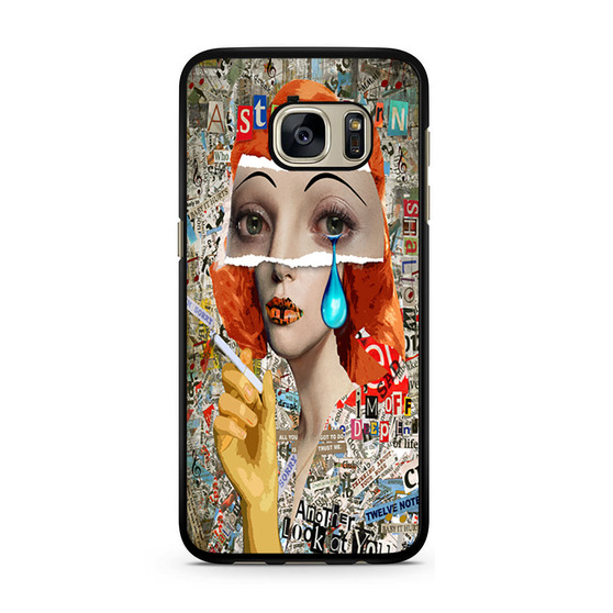 A Star Is Born Pop Art Samsung Galaxy S7/S7 Edge Case