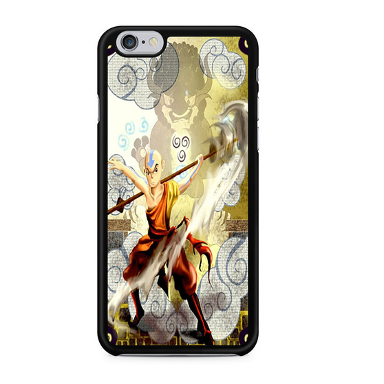 Aang From Avatar The Legend Of Aang iPhone 6/6 Plus Case