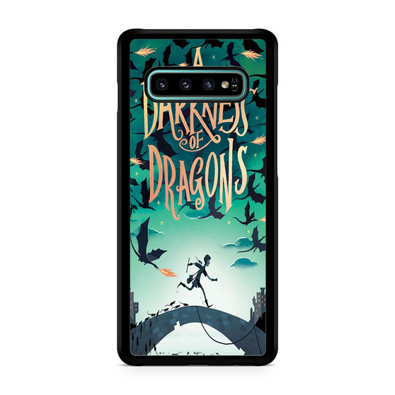 A Darkness Of Dragons Galaxy S10/5G/S10 Plus/S10E/lite Case
