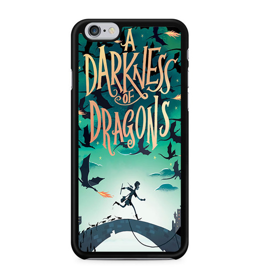 A Darkness Of Dragons iPhone 6/6 Plus Case