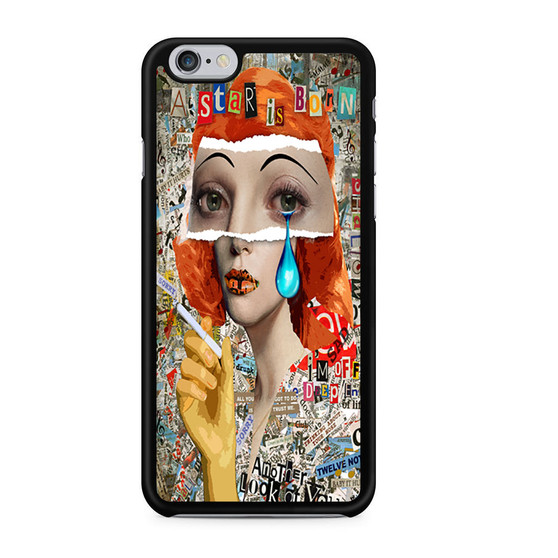 A Star Is Born Pop Art iPhone 6/6 Plus Case