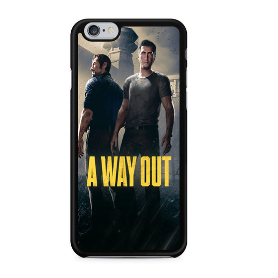 A Way Out Games iPhone 6/6 Plus Case