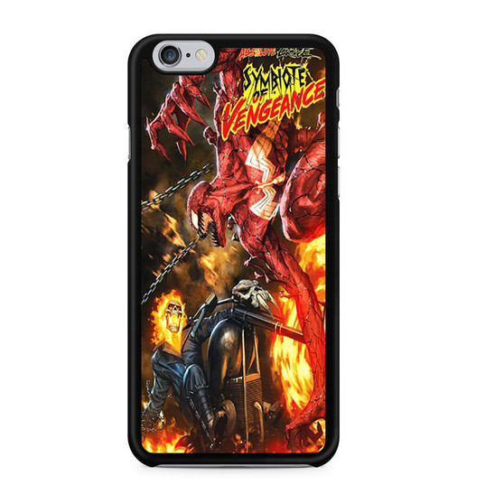 Absolute Carnage Symbiote Of Vengeance iPhone 6/6 Plus Case