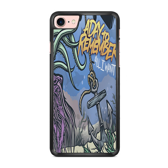 A Day To Remember All I Want iPhone 7/ 7 Plus Case