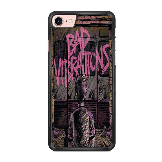 A Day To Remember Bad Vibrations iPhone 7/ 7 Plus Case