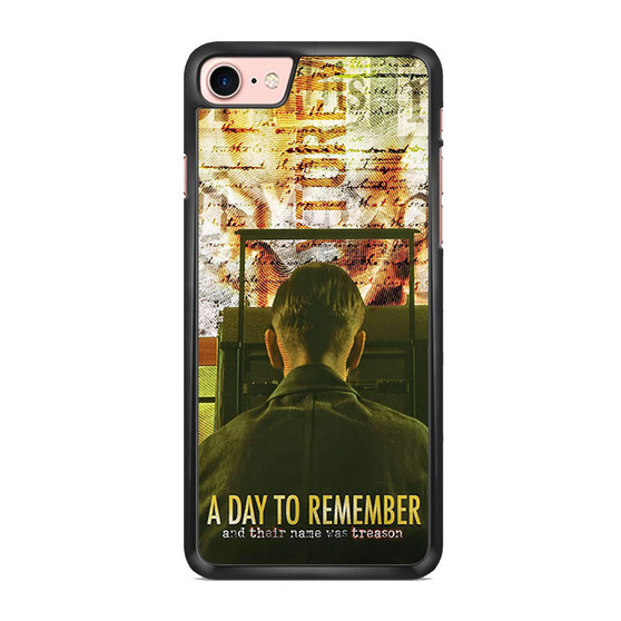 A Day To Remember Discografia iPhone 7/ 7 Plus Case