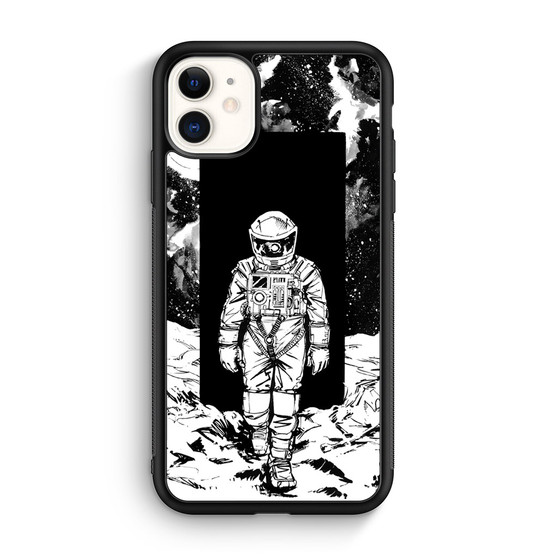 A Space Odyssey 2001 Drawing iPhone 11/11 Pro/11 Pro Max Case