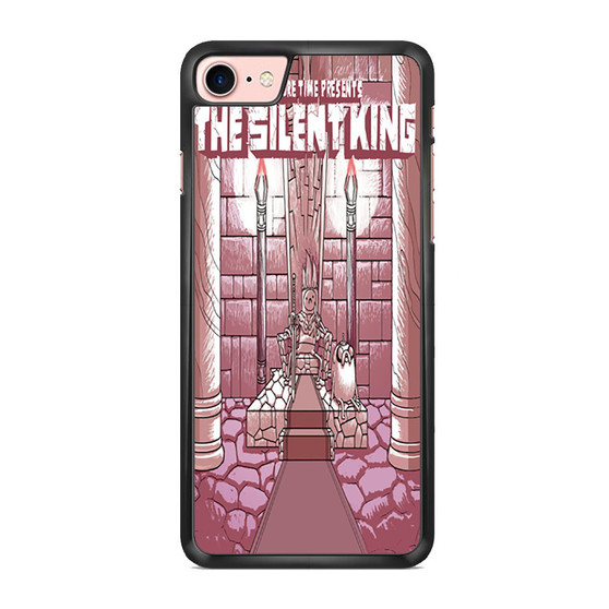 The Silent King Adventure Time iPhone 7/ 7 Plus Case