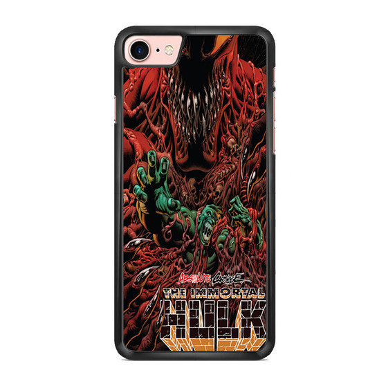 Absolute Carnage The Immortal Hulk iPhone 7/ 7 Plus Case