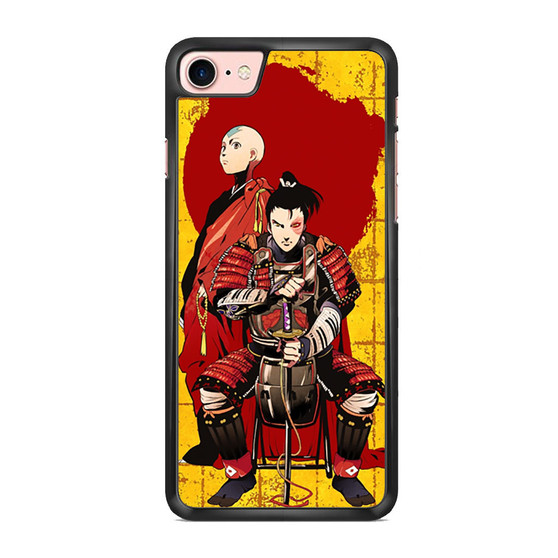 Aang And Zuko Avatar The Last Airbender iPhone 7/ 7 Plus Case