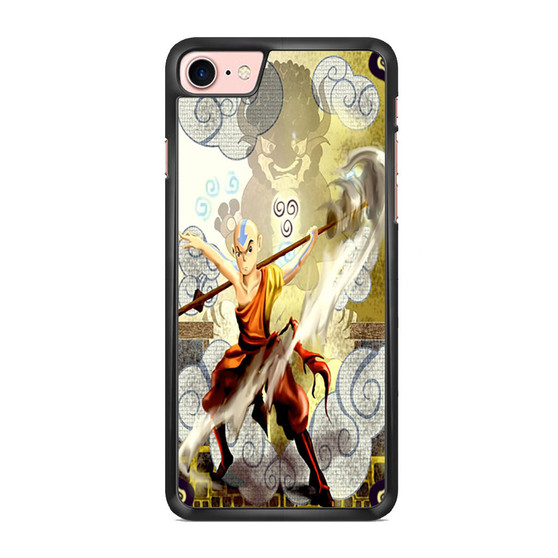 Aang From Avatar The Legend Of Aang iPhone 7/ 7 Plus Case
