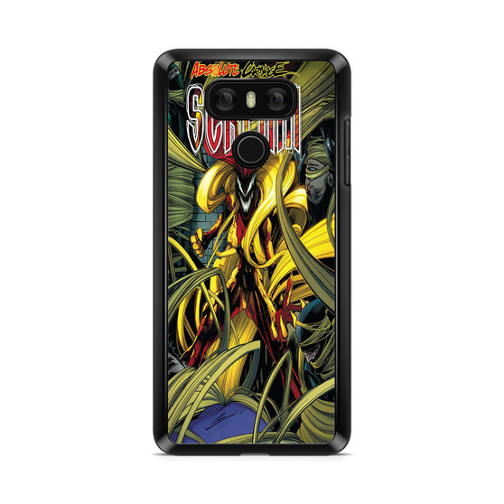 Absolute Carnage Scream LG G6 Case