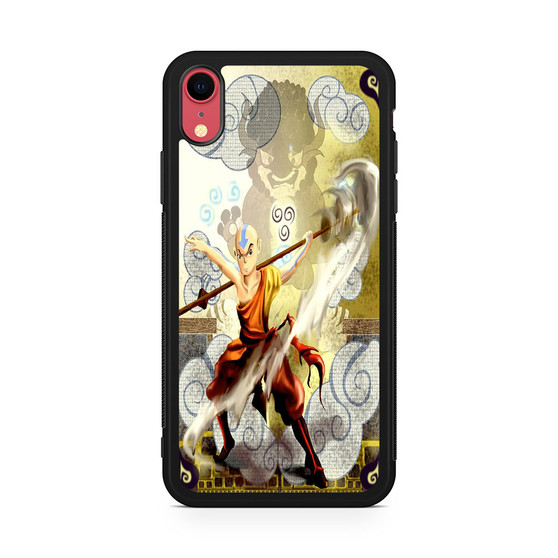 Aang From Avatar The Legend Of Aang iPhone XR Case