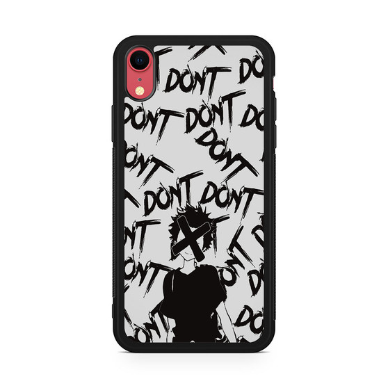 A Silent Voice Shouya Ishida iPhone XR Case