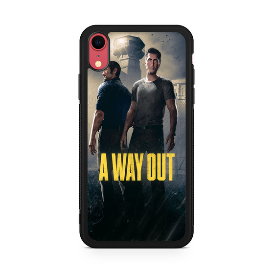 A Way Out Games iPhone XR Case