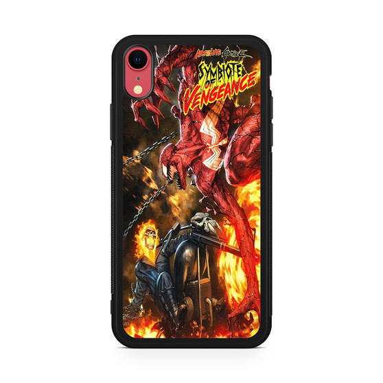 Absolute Carnage Symbiote Of Vengeance iPhone XR Case