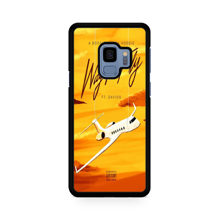 A Boogie Wit Da Hoodie Feat Davido Way Too Fly Samsung Galaxy S9/S9 Plus Case