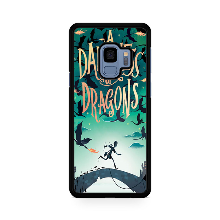 A Darkness Of Dragons Samsung Galaxy S9/S9 Plus Case