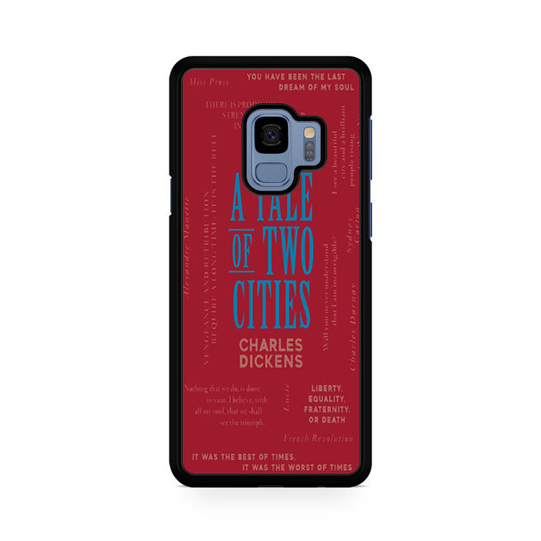 A Tale Of Two Cities By Charles Dickens Samsung Galaxy S9/S9 Plus Case