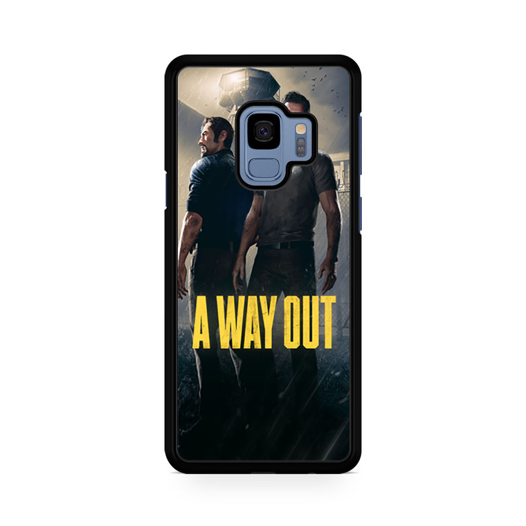 A Way Out Games Samsung Galaxy S9/S9 Plus Case