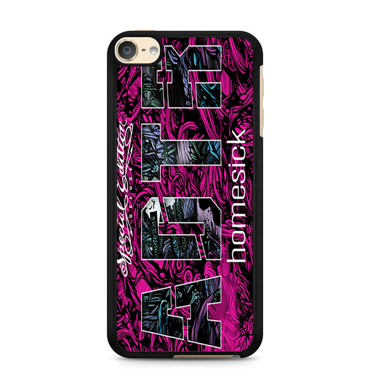 A Day To Remember Homesick Deluxe Edition Album iPod Touch 6 Case