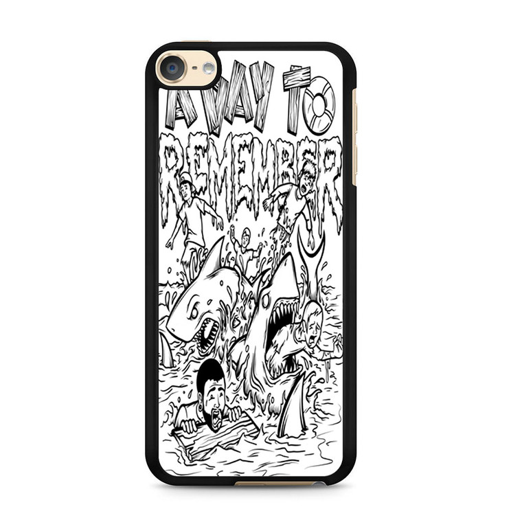 A Day To Remember Shark Week iPod Touch 6 Case