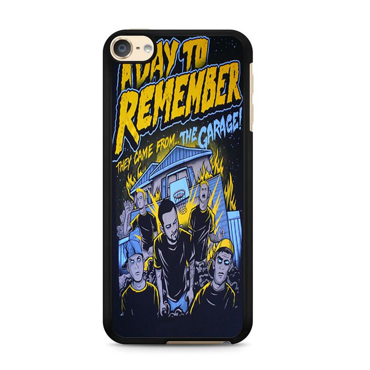 A Day To Remember They Came From The Garage iPod Touch 6 Case